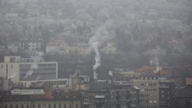 száló por budapest lakások szmog