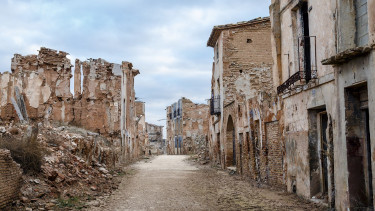 Szellemfalvak lepik el a népszerű európai turistacélpontot