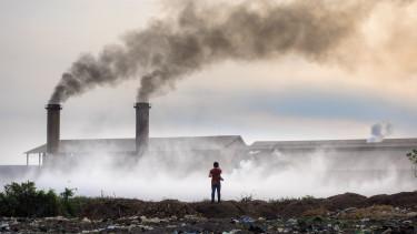 szennyezés környezet klíma shutterstock