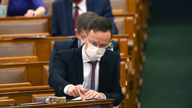 szijjártó péter parlament