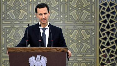 szíria bassar al-aszad