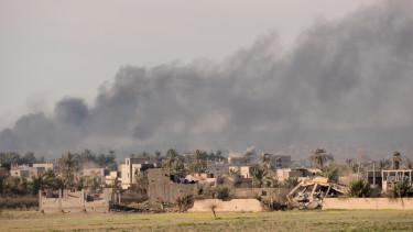 szíria bombatámadás