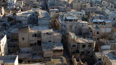 szíria háború