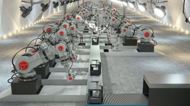 Szlovéniából érkező robotok önthetik el a világot