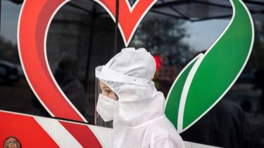 szűrőbusz koronavírus magyar kormány fb