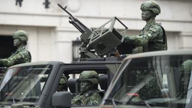 tajvani kommandósok