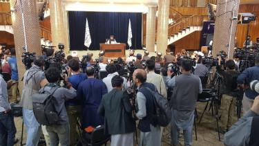 tálib szóvivő