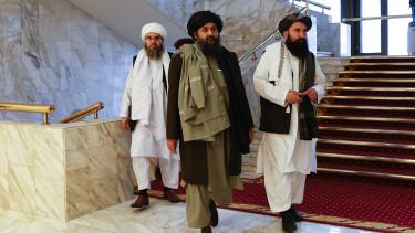 tálib vezetők