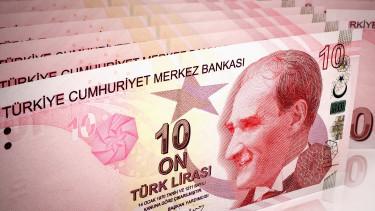 Távozhat a török jegybank alelnöke, ütöttek egy nagyot a lírán
