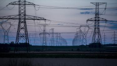 Távvezeték villamos energia áramfogyasztás