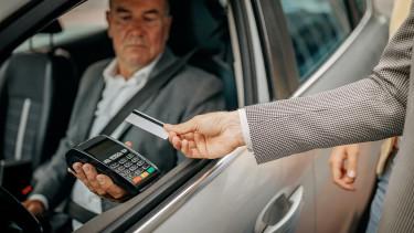 taxi online fizetés