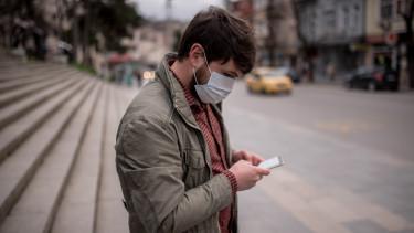 telefon mobil sms koronavírus