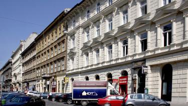 terézváros utcakép