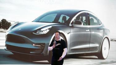 Tesla es elon musk