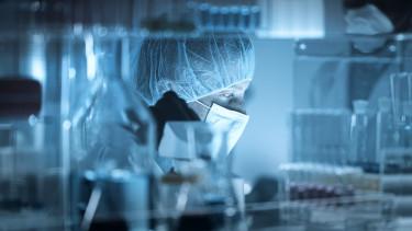 teszt labor koronavírus