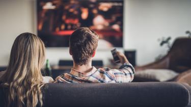 tévézés getty