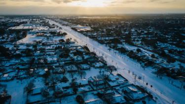texas tél hó