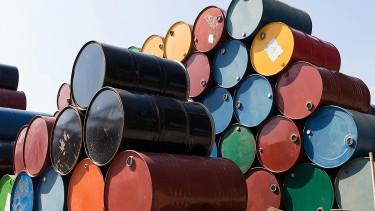 Tíz éve nem drágult ekkorát az olaj