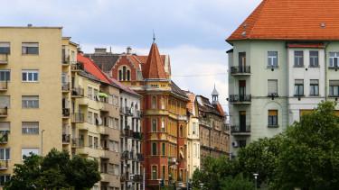 Tovább nőtt a szakadék a főváros és a vidék lakásárai között