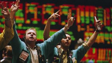 tőzsde piac részvény getty stock