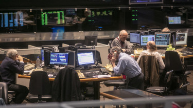 trader room