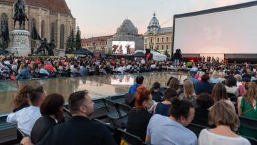 Transilvania Nemzetközi Filmfesztivál (TIFF) díjátadó gálája Kolozsváron