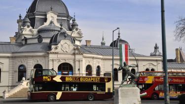 turizmus budapest mti