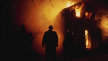 tűzvész tűzkár
