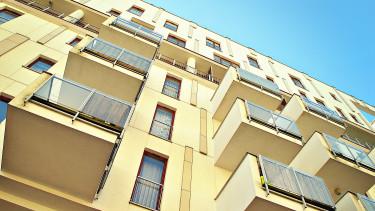 új lakás alulnézet