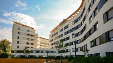 új lakások lakópark
