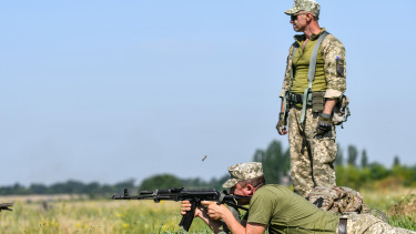 ukrán haderő