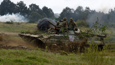 ukrán hadsereg