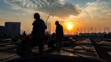 Ukrán, török és moldáv cégek jelentek meg a hazai építőiparban