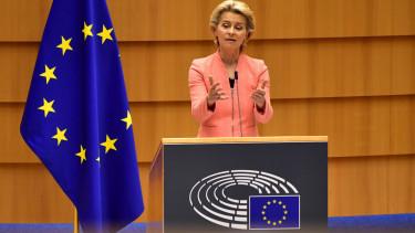 Ursula von der Leyen europai bizottsag jogallamisag 201125