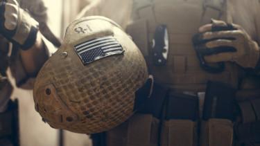 usa hadsereg katona