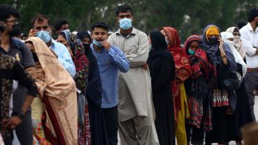 vakcina járvány oltás pakisztán