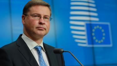 Valdis Dombrovskis EU helyreallitasi terv210713