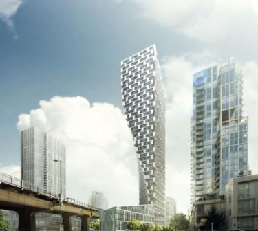 Vancouver - toronyház
