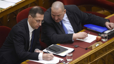 Varga Mihály MTI