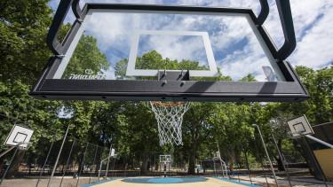 városliget sportközpont kosárlabda