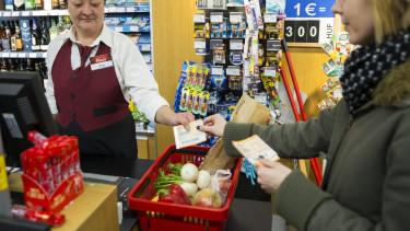 vásárlás élelmiszerüzlet