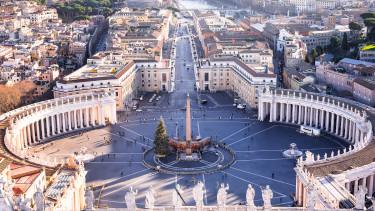 vatikán róma pápa