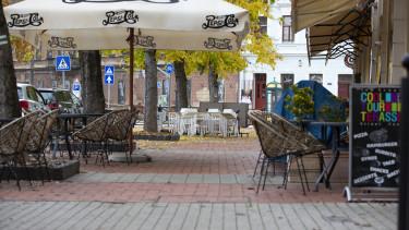 vendéglátás étterem zárva koronavírus járvány miatt