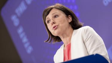 Vera Jourova Europai Bizottsag kohezios forras 210922