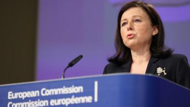 Vera Jourova Europai Ugyeszseg bejelentes 210526