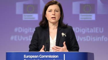 Vera Jourova jogallamisag europai ugyeszseg 210601