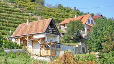 vidéki házak tokaj