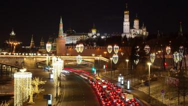 Videón Moszkva legújabb luxusingatlan-fejlesztése