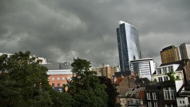vihar brüsszelben