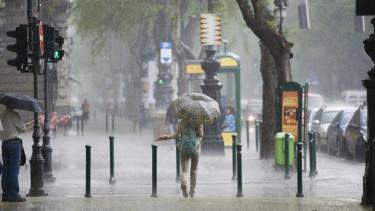vihar zivatar omsz eső